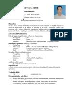 Final CV Polash