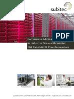 Subitec Info Industrial Cultivation