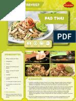 Recetas Tailandia Pad Thai2