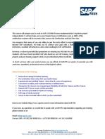 SAP Simple Finance PDF