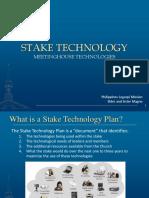Stake Technology