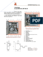 Karta MT-En MT100 Motor