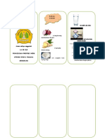 Leaflet Obat Tradisional Reumatik