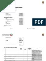 VAT Return Format