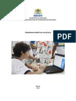 RECIFE Prefeitura Municipal - Programa Robotica Na Escola - Versao 2014