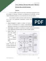 01 Diseño Conceptual. Modelo ER y EER
