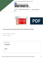 Amorsa Pentru Tencuiala Decorativa Deutek Fassaden Grund 8Kg - Doar Preturi Mici