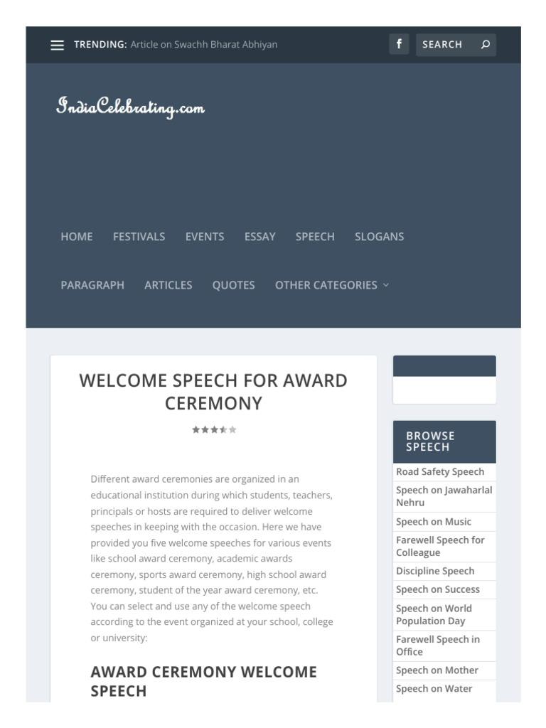 English Speech (1) | Sports | Teachers