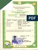 Ijazah SMK PDF