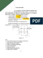 Ianus Transmisie Mecanica Cu Reductor Modificat