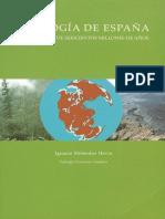 Melendez Hevia Ignacio - Geologia de España