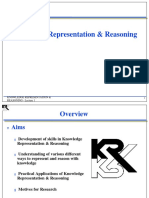 Lec06 AI Knowledge Representation Reasoning.ppt