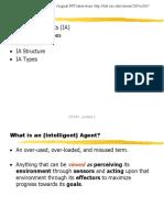 Lec02 AI Intelligent Agent