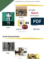 Lec01 AI Introduction