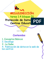 Proteccion Datos Centro Educativo
