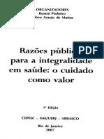 BONET, Octavio & TAVARES, Fátima - O cuidado como metáfora.pdf