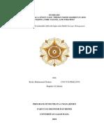 Ricky Muhammad Firdaus - SUMMARY CHAPTER 1 & 2 + CASE