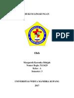 Cover Hukum Lingkunga