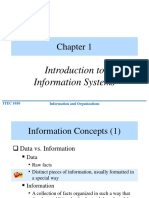 Chapter1-1ntroduction Ifnormation System