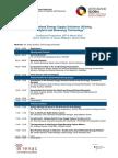Upload Tentative Conference Program PV Hybrid and Bioenergy