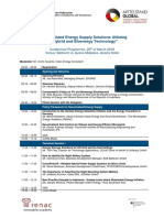 Upload Tentative Conference Program PV Hybrid and Bioenergy
