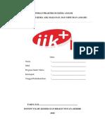 Format Laporan Praktikum - Kimia Amami