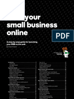 Godaddy Take Your Small Business Online eBook