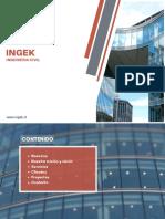 Brochure INGEK