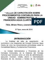 powerpoint de taller de procedimientos contables para Miriam y Josneiris.ppt