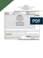Plantilla Excel Factura 2 de Venta2