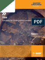 Underground TBM Brochure