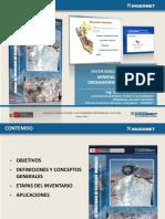 25.- Inventario de Recursos Minerales 2015