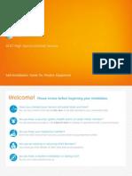 ATT HSI Self-Installation Guide All