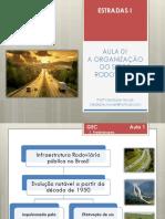 AULA 01 - A ORGANIZAÇÃO DO SETOR RODOVIÁRIO.pdf