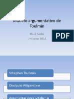 Modelo Argumentativo de Toulmin