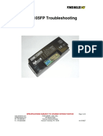 CBM-105FP Troubleshooting 062713
