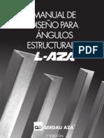 MANUAL DE DISEÑO DE ANGULO ESTRUCTURALES