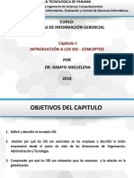 Sig Cap Generalidades