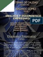 Analisis y Diagnostico Organizacional