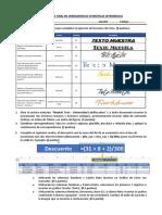 Evaluación Final de Herramientas Ofimáticas Intermedias i