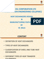 129277767 Heat Exchangers m Ppt