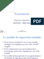 économétrie 03