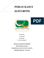 Cover Blefaritis