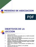 Medidas epidemiologicas metodología
