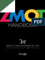 2012 Zmot Handbook Research Studies