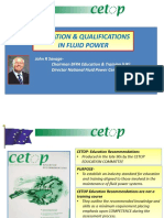 CETOP Certified Education Centre