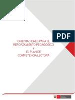 Manual de Reforazamiento Pedagogico 2017
