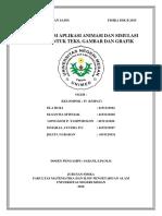 Objek Dlm Aplikasi - Kel.4 Fis Dik b 15-1