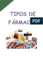 Trabajo de Tipos de Farmacos