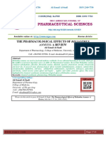 THE PHARMACOLOGICAL EFFECTS OF HELIANTHUS ANNUUS- A REVIEW